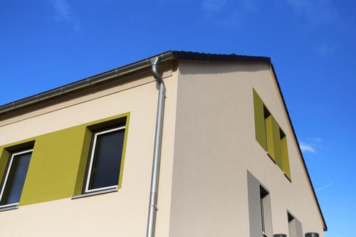 Referenzen Malerbetrieb Huber Landshut Fassadenanstrich