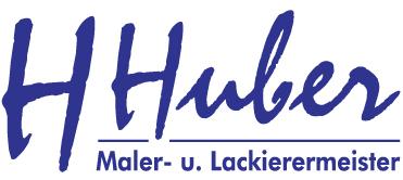 Logo von Maler- und Lackierermeister Harald Huber